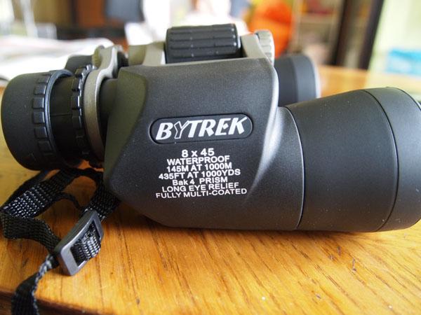 Bytrek 8x45