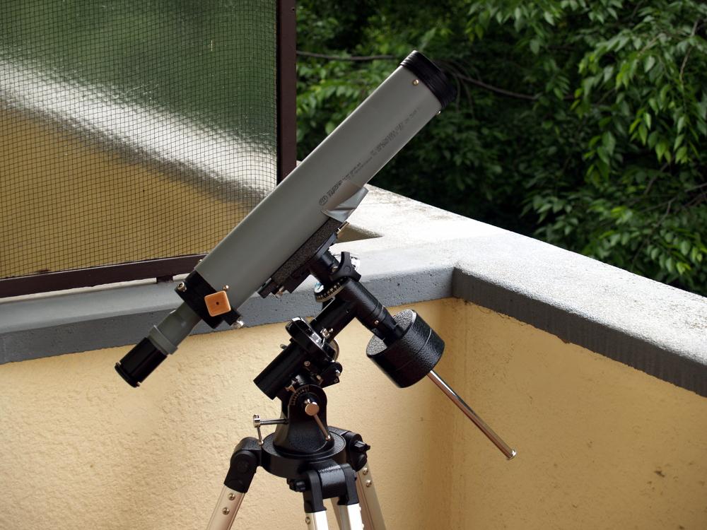 Eppur si muove – Galileoscope: recenzija i makeover