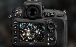 Nikon 810 za astrofotografiju