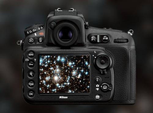 Nikon 810D za astrofotografiju